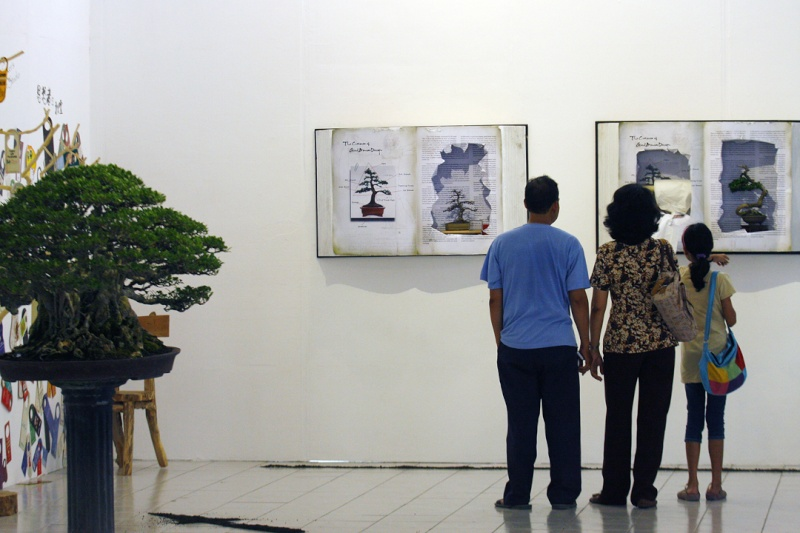 Multimedia Bonsai Presentation - IBA&CB 2014 1710