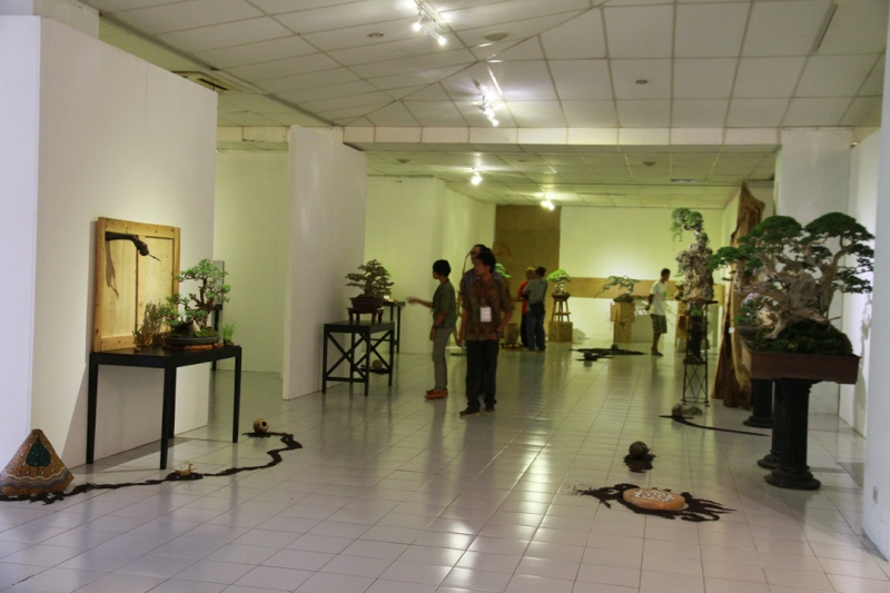 Multimedia Bonsai Presentation - IBA&CB 2014 1a10