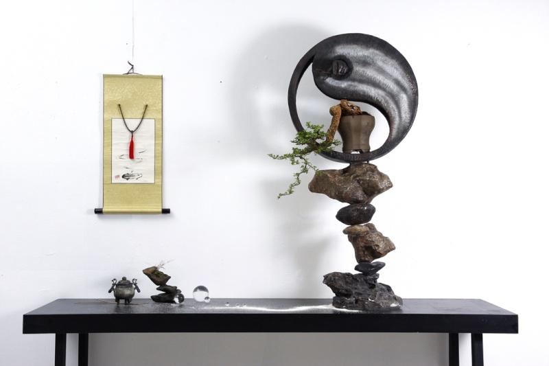 Multimedia Bonsai Presentation - IBA&CB 2014 2510