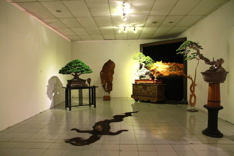 Multimedia Bonsai Presentation - IBA&CB 2014 510