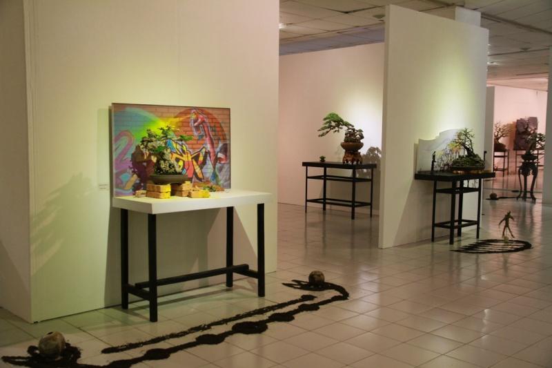Multimedia Bonsai Presentation - IBA&CB 2014 710