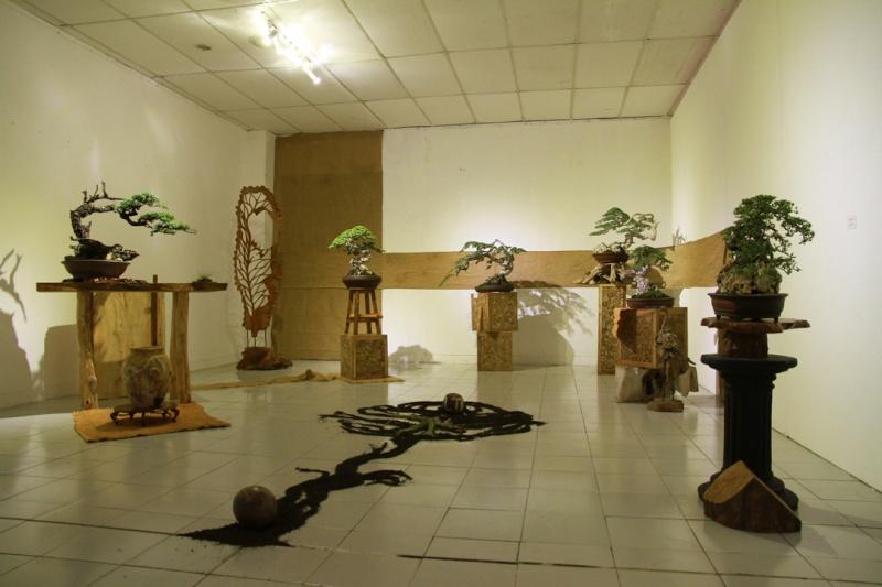 Multimedia Bonsai Presentation - IBA&CB 2014 810