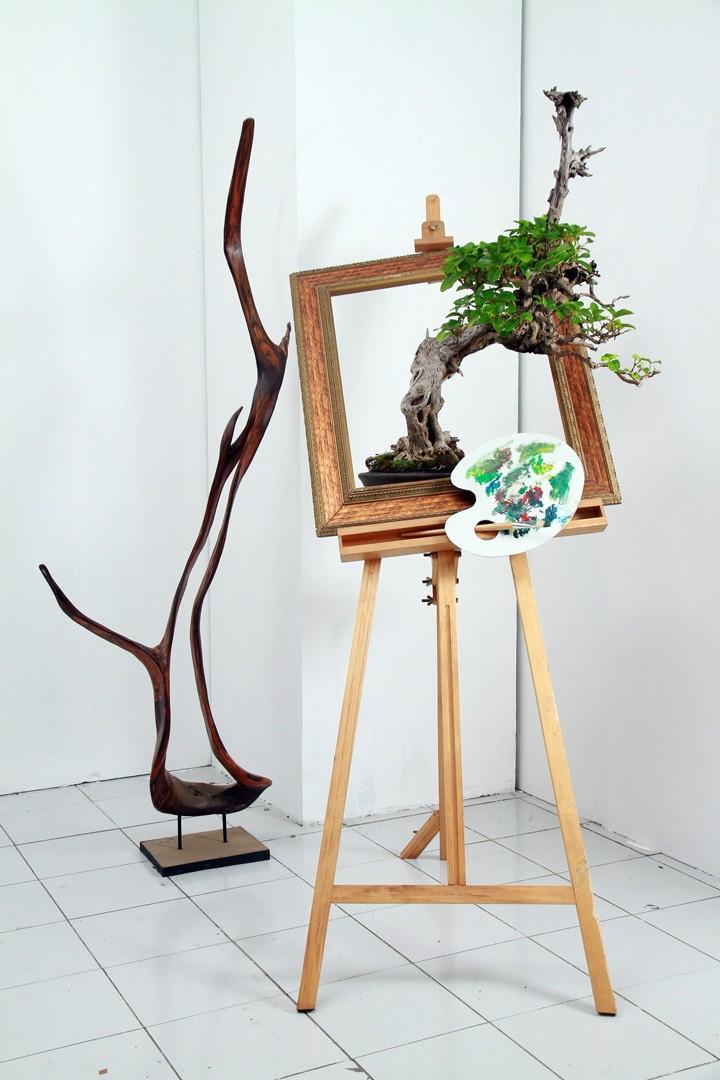 Multimedia Bonsai Presentation - IBA&CB 2014 9010