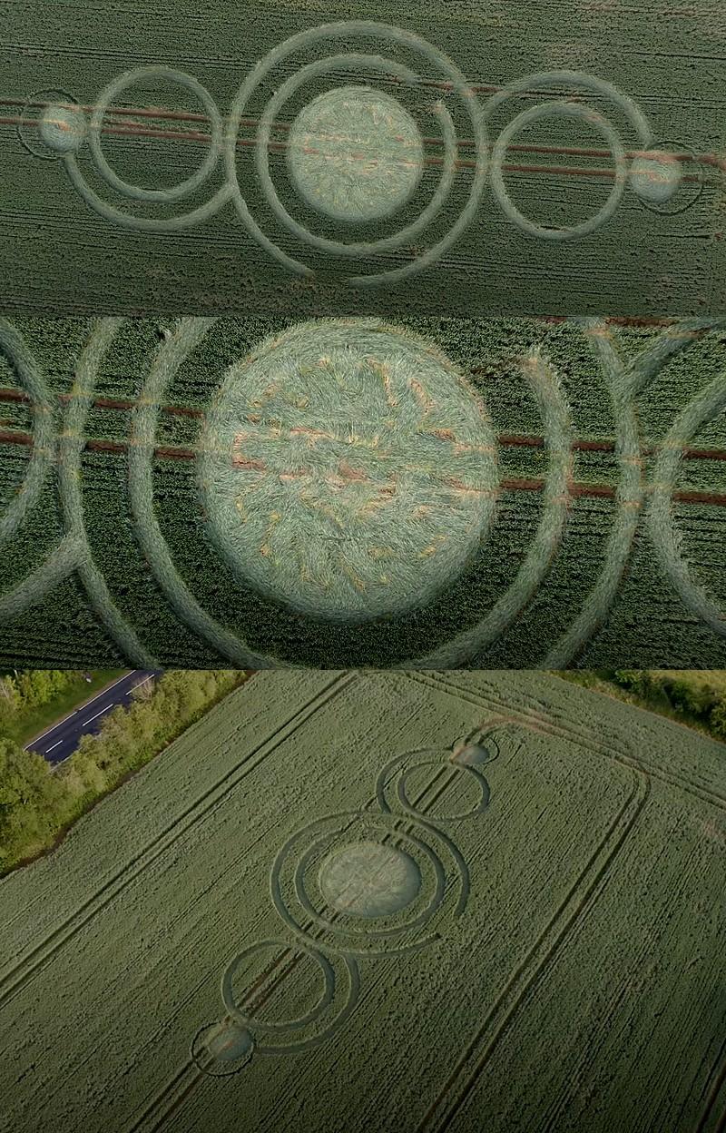 crop circles 2020 Ouhouh10