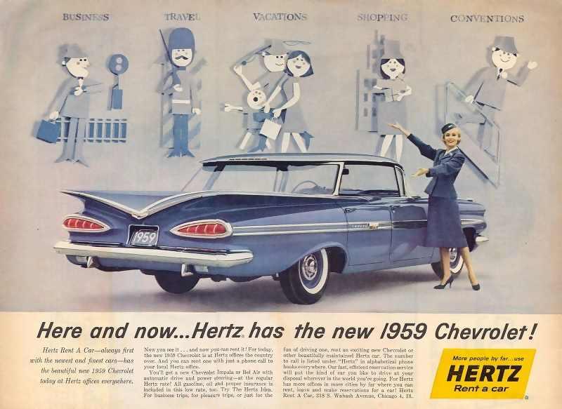 publicités vintage us  - Page 2 1959-c10