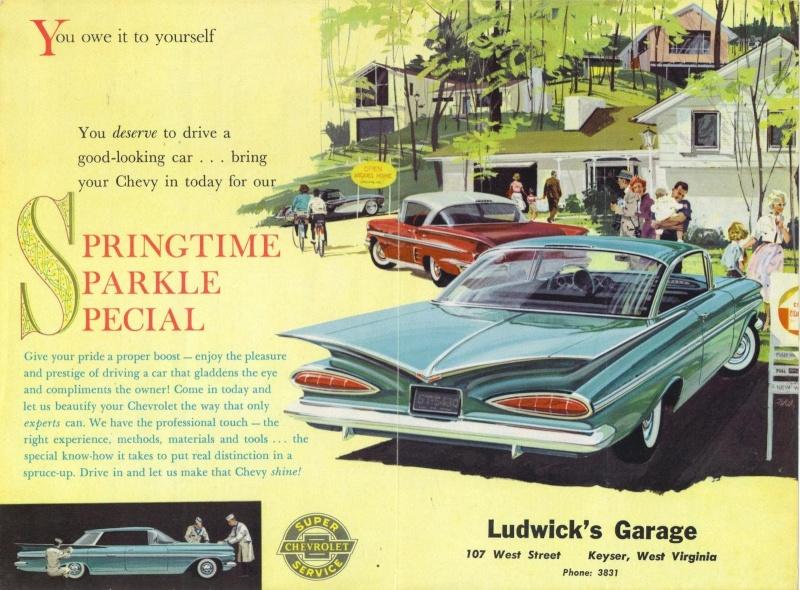 publicités vintage us  - Page 2 Chevya10