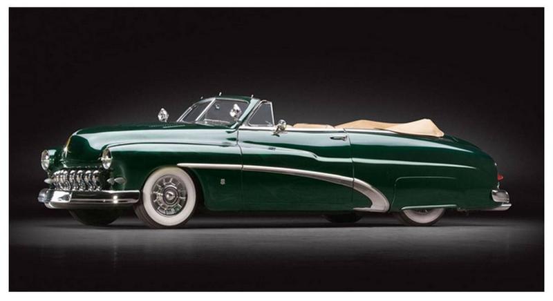 "Mercury 1949 Convertible ""Veronika"" Merc10"