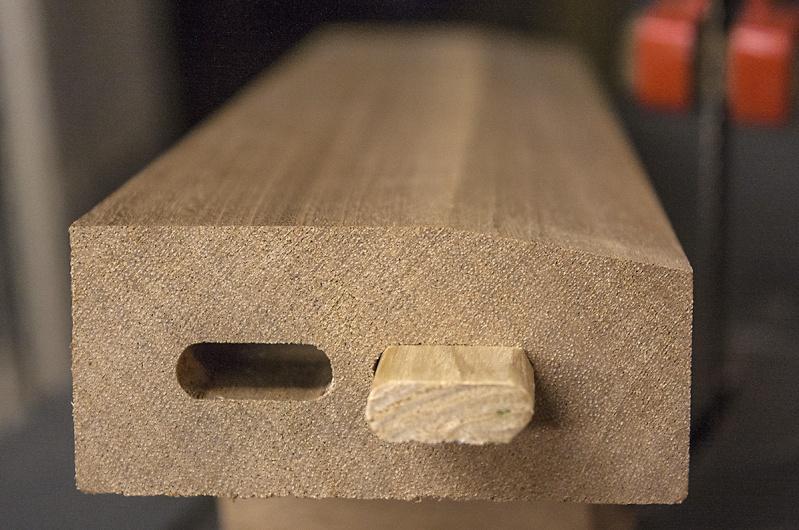 """[Fabrication] Roulotte de bohème => Une porte """"façon Kity"""" Domino12"""