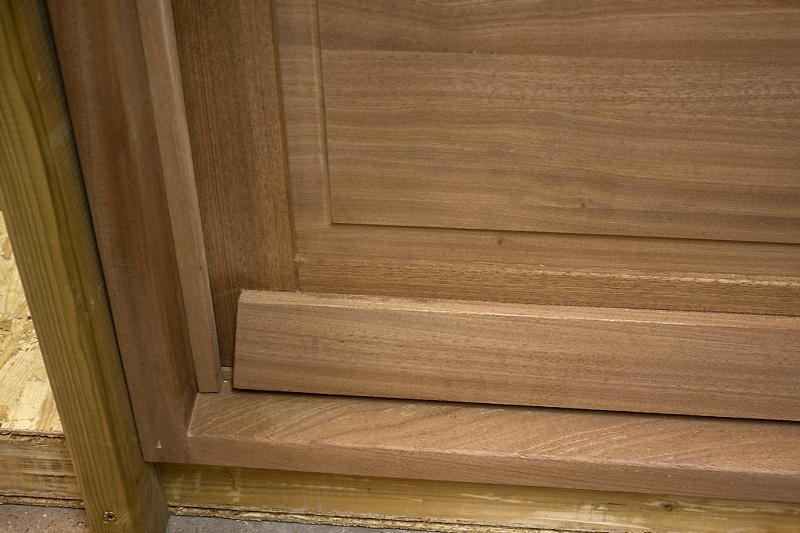"""[Fabrication] Roulotte de bohème => Une porte """"façon Kity"""" - Page 3 Plinth14"""