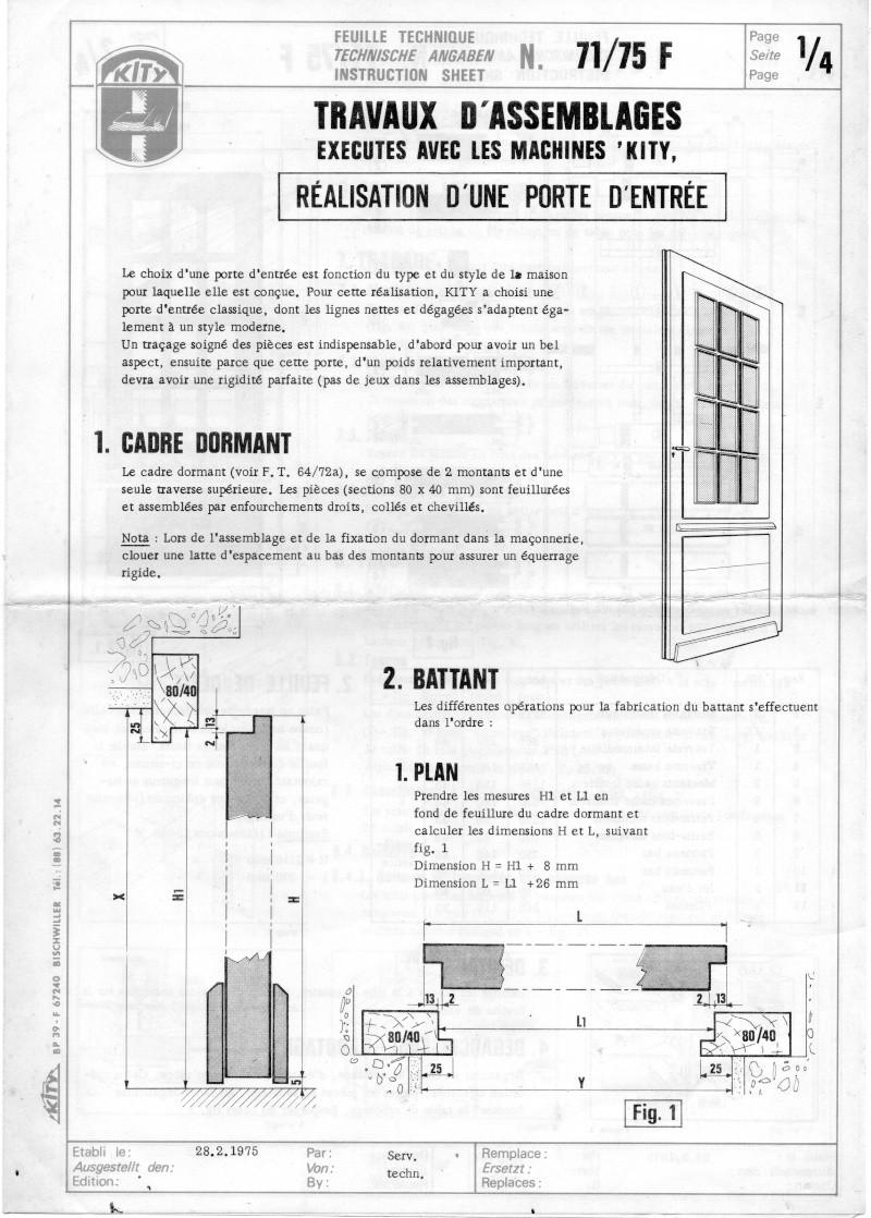 """[Fabrication] Roulotte de bohème => Une porte """"façon Kity"""" Porte_10"""