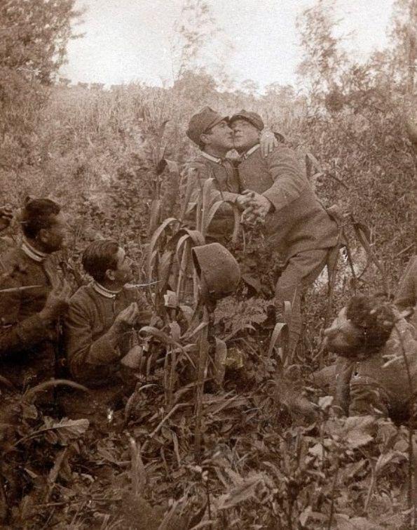 342 photos inédites de la Grande guerre !!! G310