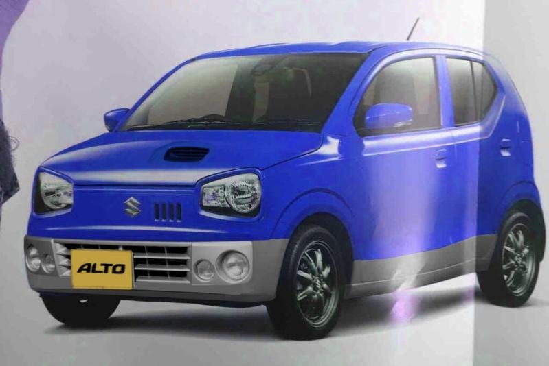 2015 - [Suzuki] Alto 7dfd1d10