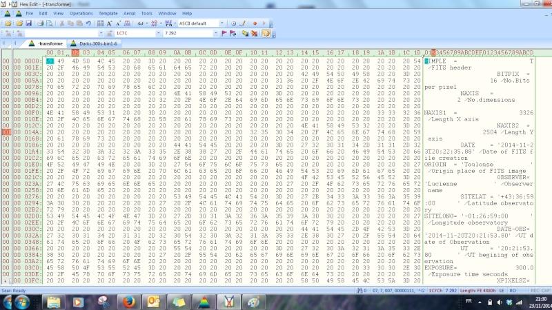 SOS PixInsight .fits 16 bits signés - Prism - Page 2 16bits11