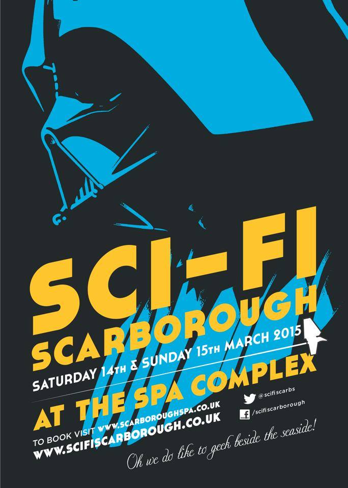 Sci-Fi Scarborough 2015 Sci-fi10