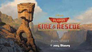 Review: Disney Planes: Fire And Rescue (Wii U Retail) Wiiu_s17