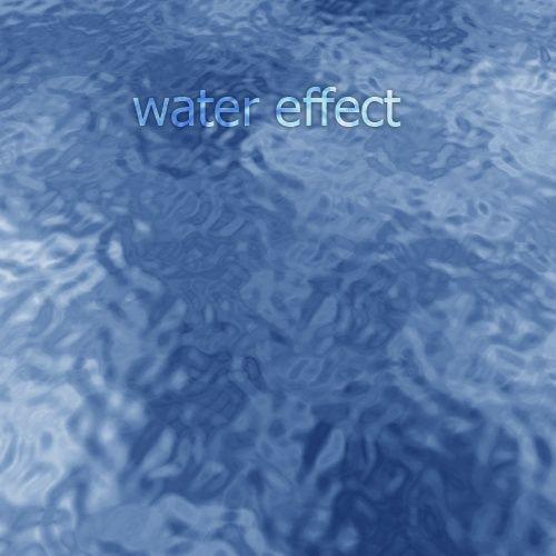 Cum să faci water effect Weff10