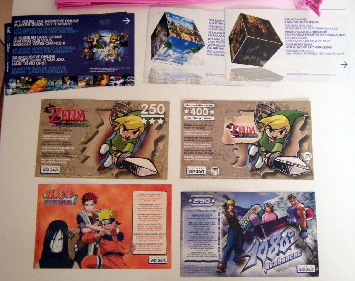 Les Jeux GAMECUBE avec Carte VIP Dscn1010