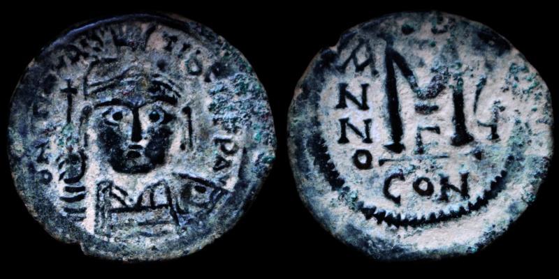 Byzantivm - l'histoire de l'empire byzantin et ses monnaies  - Page 5 0582-m10