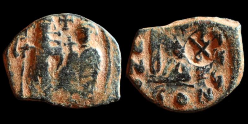 Byzantivm - l'histoire de l'empire byzantin et ses monnaies  - Page 5 0610-h11