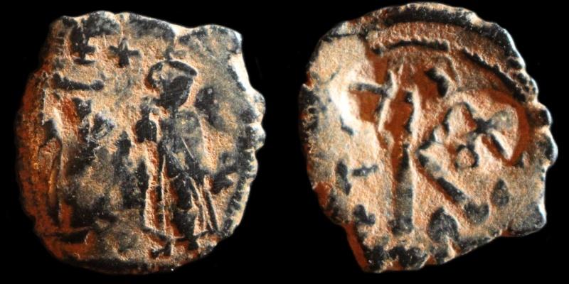 Byzantivm - l'histoire de l'empire byzantin et ses monnaies  - Page 5 0610-h12