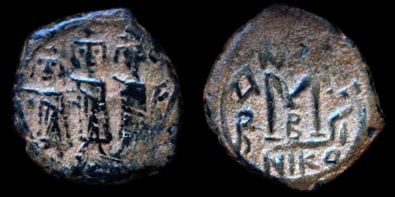 Byzantivm - l'histoire de l'empire byzantin et ses monnaies  - Page 5 0610-h13