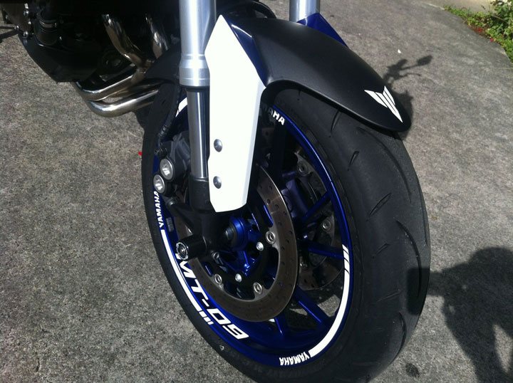 Ma MT 09 Factory line - ROSSI LIMITED Yamaha11