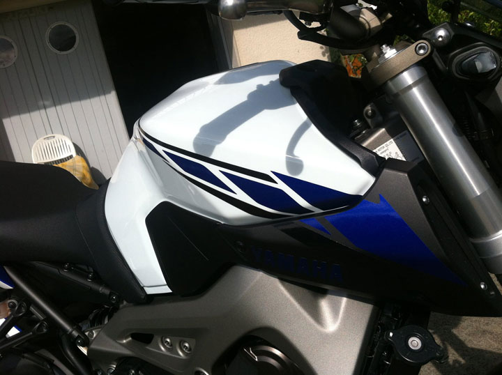 Ma MT 09 Factory line - ROSSI LIMITED Yyy_510