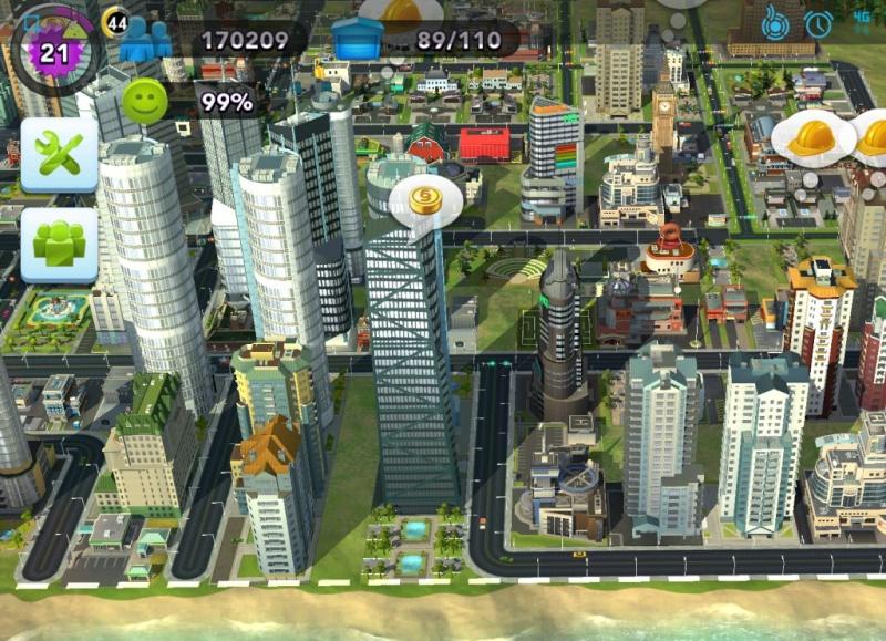 [JEU ANDROID - SIMCITY BUILDIT] Construisez et manager votre ville [Gratuit/achat In app] Screen11