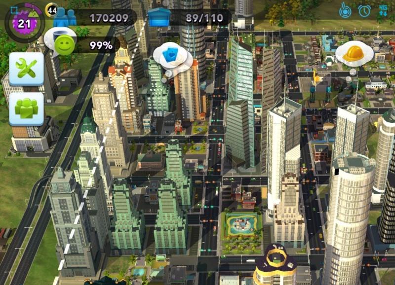 [JEU ANDROID - SIMCITY BUILDIT] Construisez et manager votre ville [Gratuit/achat In app] Screen12