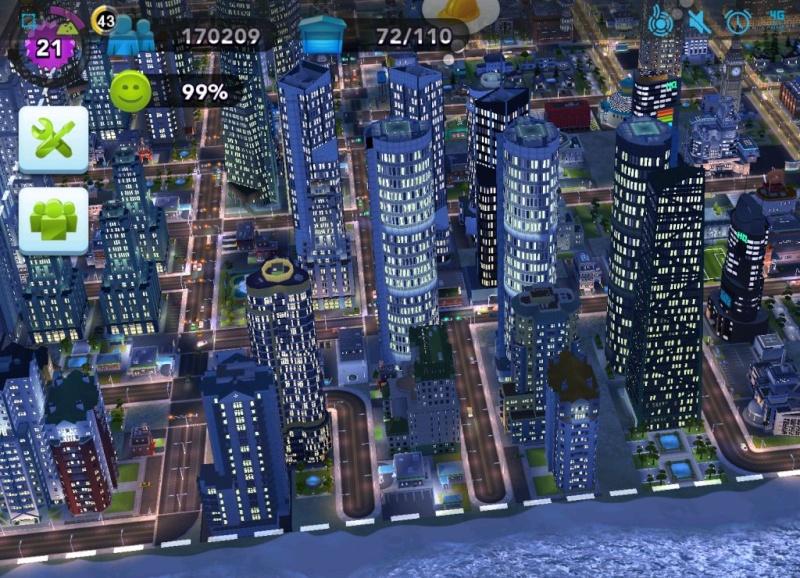 [JEU ANDROID - SIMCITY BUILDIT] Construisez et manager votre ville [Gratuit/achat In app] Screen13