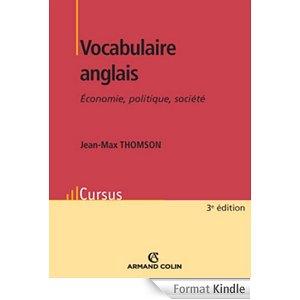un livre / manuel pour apprendre du vocabulaire économique et social  31tagg10