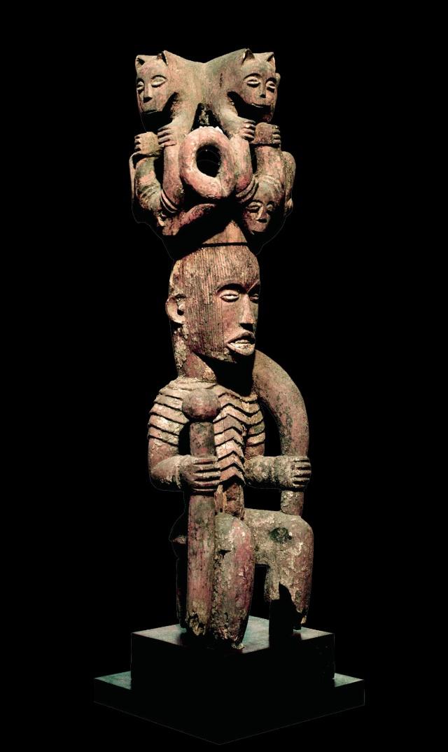 Igbo people,  Ikenga, Aguleri-Umuleri Area (Igboland North-West), Nigeria Ikenga10