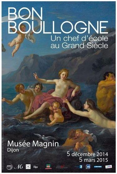 Exposition Bon Boullogne (1649-1717) Musée Magnin, Dijon Bon_bo10