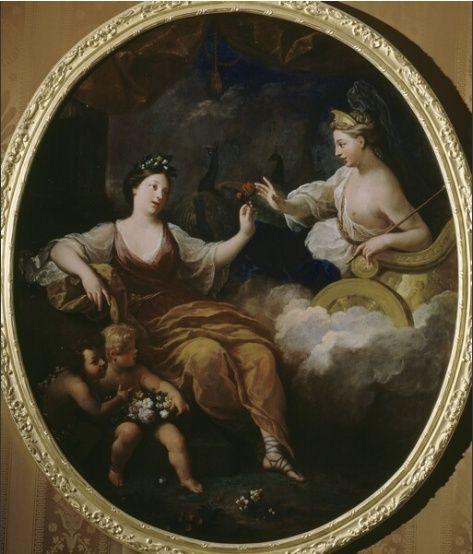 Exposition Bon Boullogne (1649-1717) Musée Magnin, Dijon Junon_10