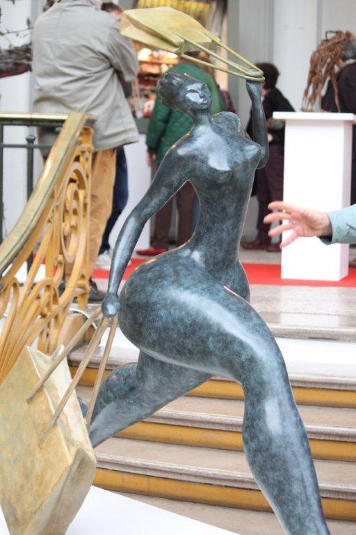 Paris Art en Capitale 25-30 novembre Franyo10