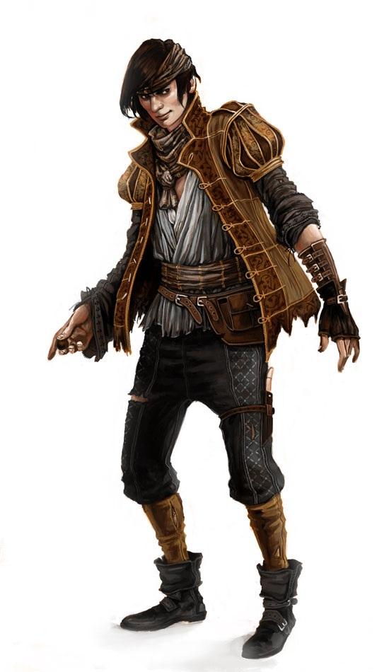 Monde du Donjon [Dungeon World] - Page 2 Thief10