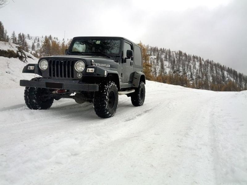 9 novembre 2014. Prima neve in Val di Susa 110