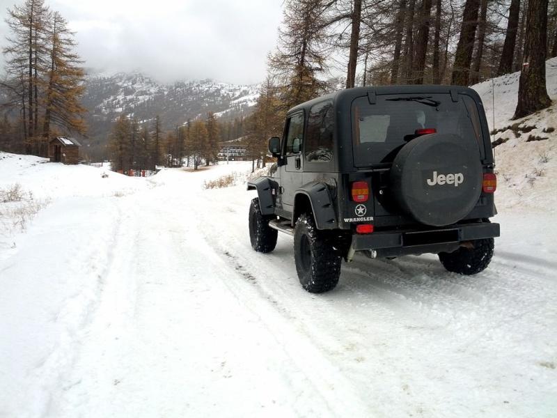 9 novembre 2014. Prima neve in Val di Susa 210