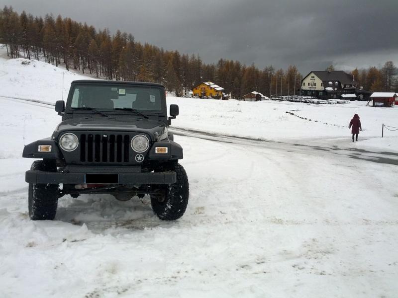 9 novembre 2014. Prima neve in Val di Susa 310