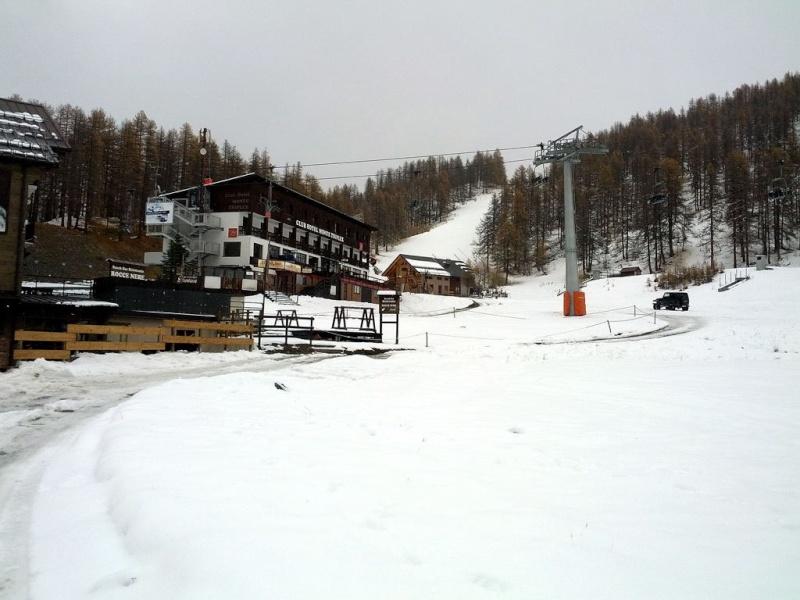 9 novembre 2014. Prima neve in Val di Susa 410