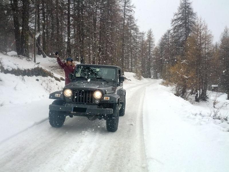 9 novembre 2014. Prima neve in Val di Susa 510