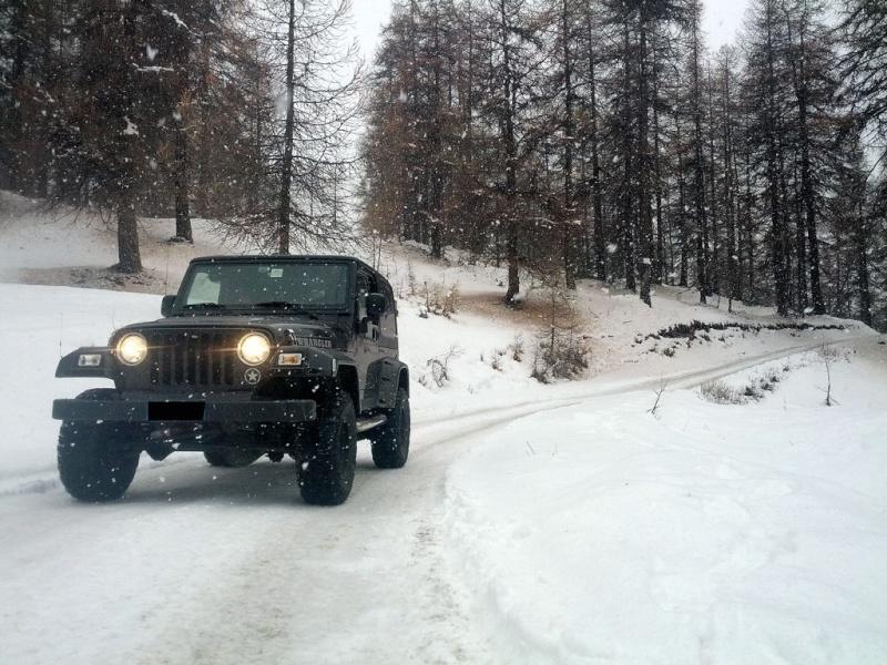 9 novembre 2014. Prima neve in Val di Susa 610