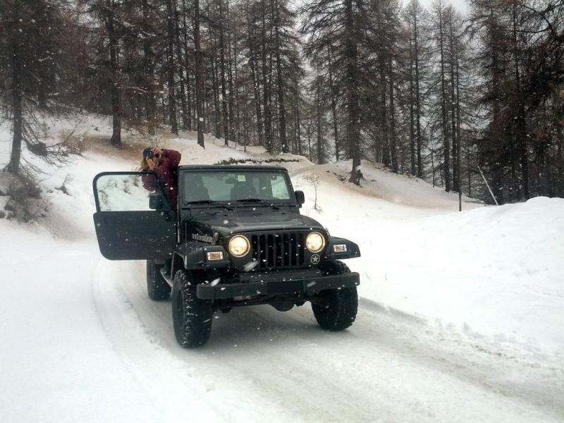 9 novembre 2014. Prima neve in Val di Susa 710