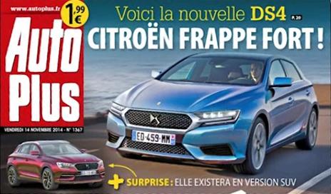2020 - [DS Automobiles] DS 4 II [D41] Sans_t10