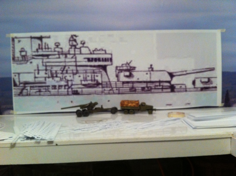 Diorama Pearl Harbour - 1/35 Img_1215