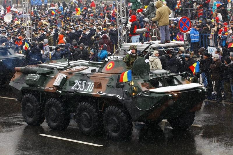 Armée Roumaine/Romanian Armed Forces/Forţele Armate Române - Page 7 1129