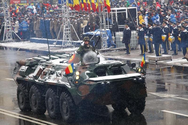 Armée Roumaine/Romanian Armed Forces/Forţele Armate Române - Page 7 1226