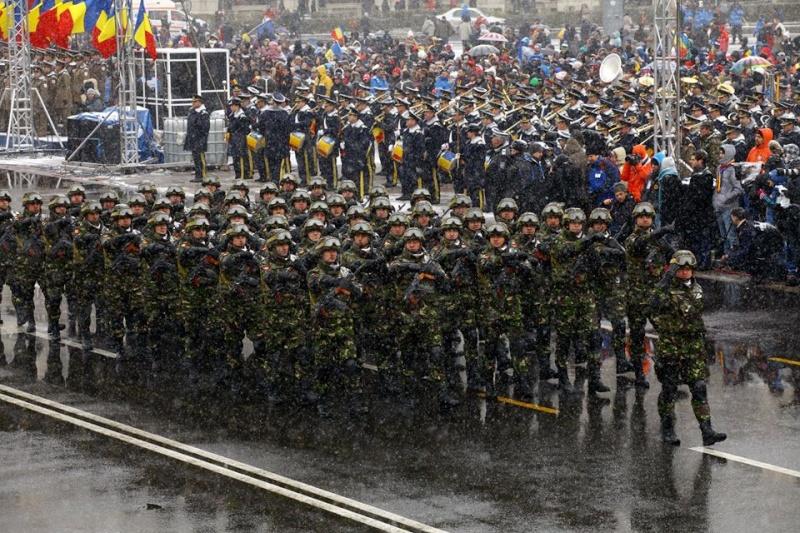 Armée Roumaine/Romanian Armed Forces/Forţele Armate Române - Page 7 2014
