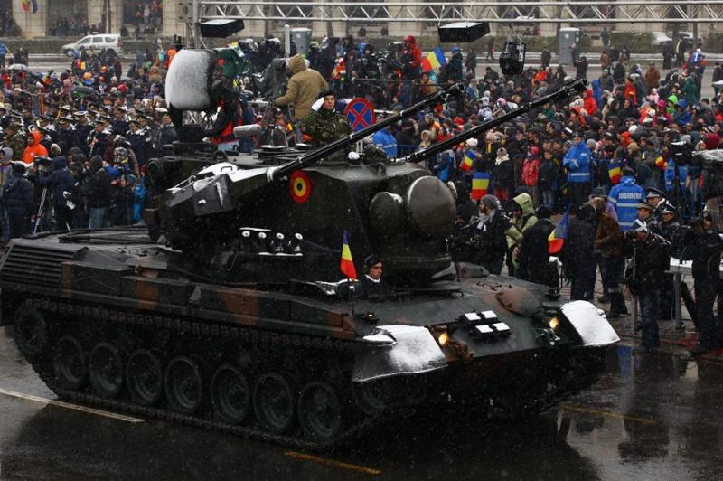 Armée Roumaine/Romanian Armed Forces/Forţele Armate Române - Page 7 2015