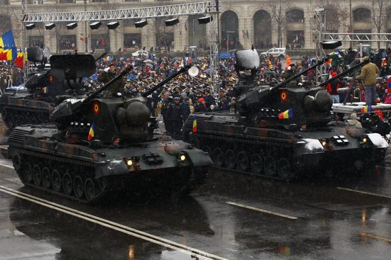 Armée Roumaine/Romanian Armed Forces/Forţele Armate Române - Page 7 2117